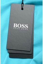 """Hugo Boss Men's """"Tilson 55"""" Regular Fit Blue V-Neck T-Shirt: Picture 6"""