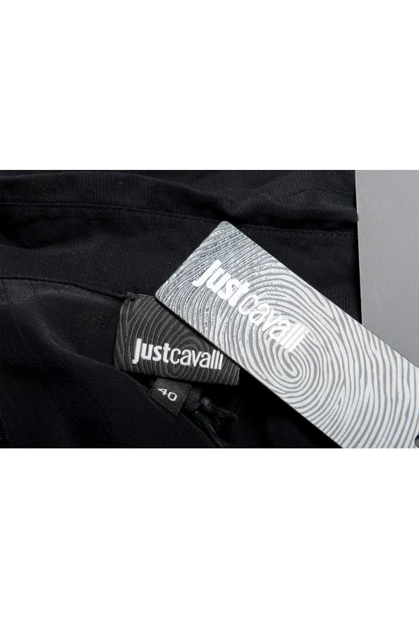 Just Cavalli Women's Multi-Color Button Down Shirt Blouse Top: Picture 6