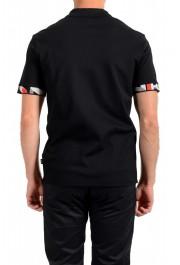"Hugo Boss Men's ""Parlay 106"" Black Short Sleeve Polo Shirt: Picture 3"
