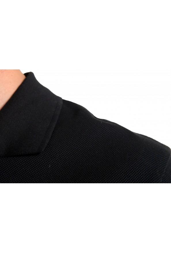 "Hugo Boss Men's ""Parlay 106"" Black Short Sleeve Polo Shirt: Picture 4"
