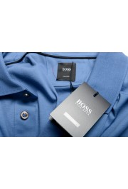 """Hugo Boss Men's """"T-Perry 14"""" Blue Short Sleeve Polo Shirt: Picture 7"""