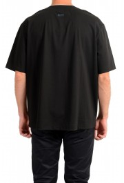 "Hugo Boss Men's ""Pasea"" Oversized Fit Black Short Sleeve T-Shirt: Picture 3"