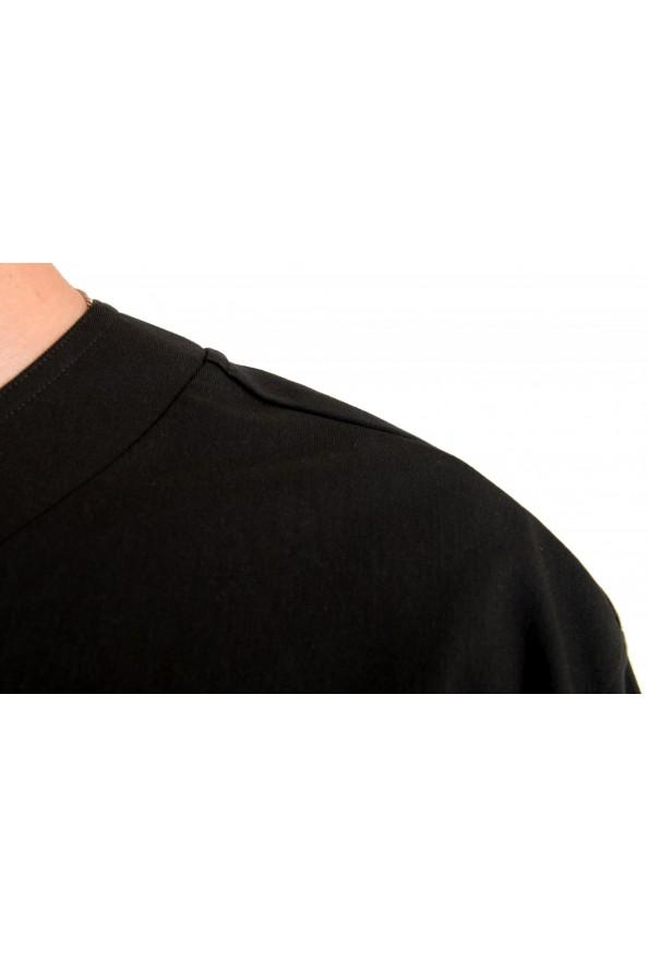 "Hugo Boss Men's ""Pasea"" Oversized Fit Black Short Sleeve T-Shirt: Picture 4"