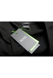 "Hugo Boss Men's ""Pasea"" Oversized Fit Black Short Sleeve T-Shirt: Picture 7"