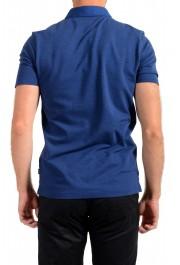 """Hugo Boss Men's """"Plummer 06"""" Slim Fit Blue Short Sleeve Polo Shirt : Picture 3"""