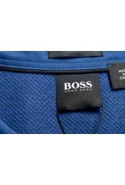 """Hugo Boss Men's """"Plummer 06"""" Slim Fit Blue Short Sleeve Polo Shirt : Picture 5"""