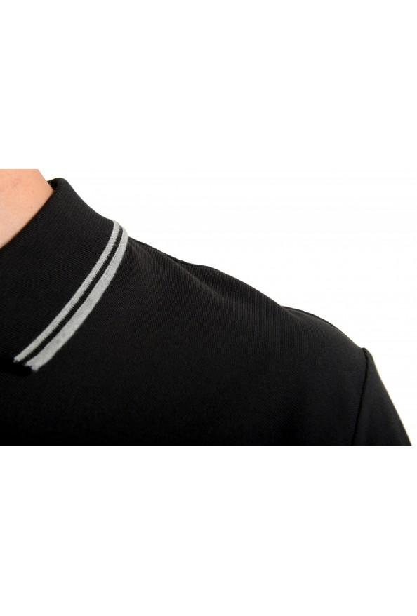 """Hugo Boss Men's """"PChup 1"""" Black Short Sleeve Polo Shirt: Picture 4"""