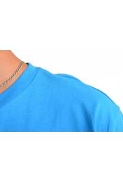 "Hugo Boss Men's ""Trek 4"" Blue Graphic Print Crewneck T-Shirt : Picture 4"