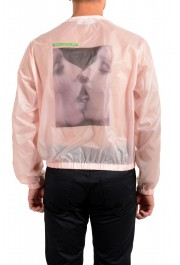 """Dsquared2 & """"Mert & Marcus 1994"""" Men's See Through Top: Picture 3"""