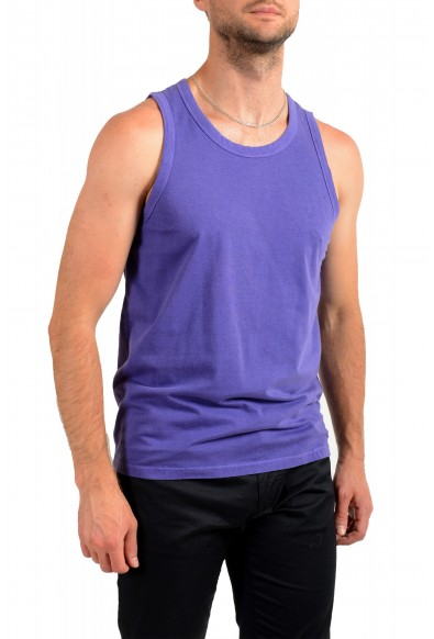 "Hugo Boss Men's ""Tanck 01"" Purple Tank Top: Picture 2"