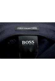 "Hugo Boss Men's ""Press 47"" Black 100% Wool Short Sleeve Polo Shirt : Picture 5"