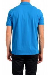 "Hugo Boss Men's ""Pallas"" Blue Short Sleeve Polo Shirt: Picture 3"