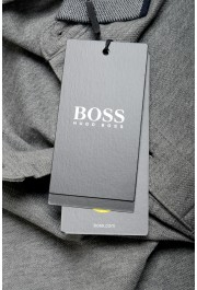 """Hugo Boss Men's """"Prout 26"""" Gray Short Sleeve Polo Shirt: Picture 6"""