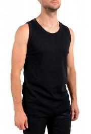 Dolce & Gabbana Men's Black Stretch Tank Top: Picture 2