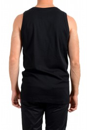 Dolce & Gabbana Men's Black Stretch Tank Top: Picture 3