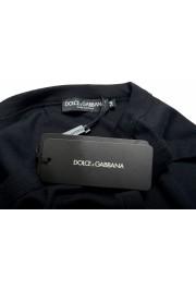 Dolce & Gabbana Men's Black Stretch Tank Top: Picture 6