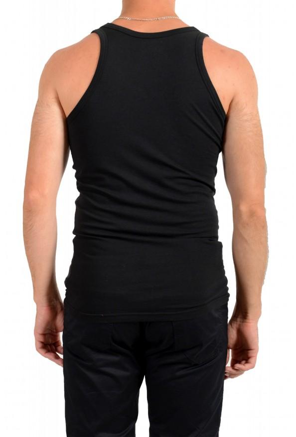 Emporio Armani Underwear Men's Black Stretch Tank Top: Picture 3