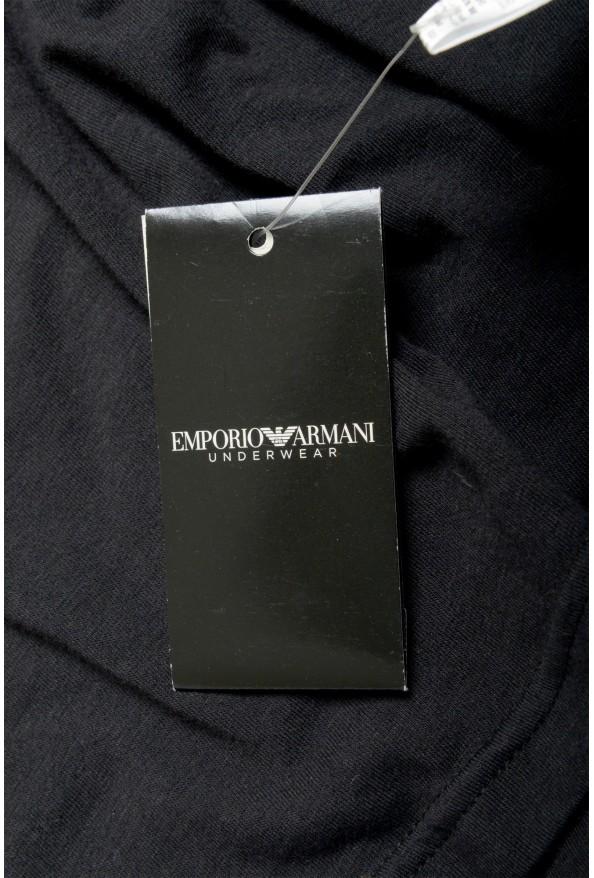Emporio Armani Underwear Men's Black Stretch Tank Top: Picture 4