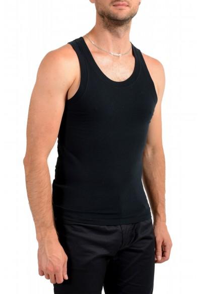 Dolce & Gabbana D&G Men's Black Stretch Tank Top: Picture 2