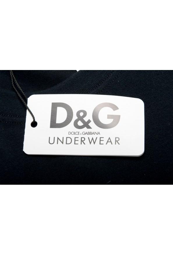 Dolce & Gabbana D&G Men's Black Stretch Tank Top: Picture 5