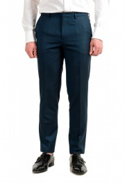 """Hugo Boss Men's """"Astian/Hets184"""" Green Extra Slim Fit Silk Wool Two Button Suit: Picture 8"""