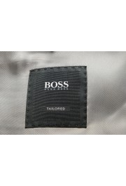 """Hugo Boss Men's """"T-Harvers4/Glover3"""" Slim Fit Silk Wool Plaid Two Button Suit: Picture 12"""
