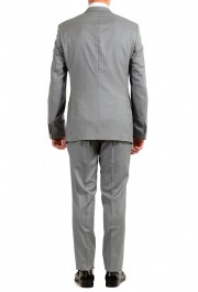 """Hugo Boss Men's """"T-Harvers4/Glover3"""" Slim Fit Silk Wool Plaid Two Button Suit: Picture 3"""