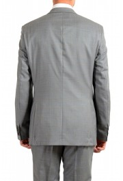 """Hugo Boss Men's """"T-Harvers4/Glover3"""" Slim Fit Silk Wool Plaid Two Button Suit: Picture 6"""
