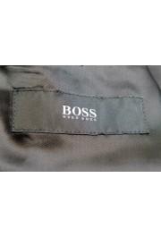 "Hugo Boss Men's ""Henry1/Glow1"" Slim Fit 100% Wool Black Tuxedo Suit: Picture 12"