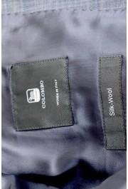 "Hugo Boss Men's ""Huge6/Genius5"" Slim Fit Silk Wool Two Button Suit: Picture 13"