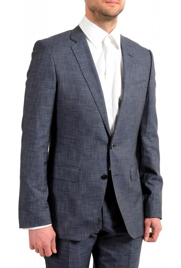 "Hugo Boss Men's ""Huge6/Genius5"" Slim Fit Silk Wool Two Button Suit: Picture 5"