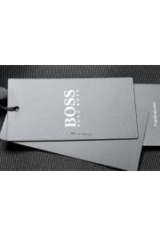 "Hugo Boss Men's ""Nielsen/Oliwer_1"" Black 100% Wool Double Breasted Tuxedo Suit: Picture 11"
