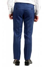 "Hugo Boss Men's ""Novan5/Ben2"" Slim Fit 100% Wool Blue Two Button Suit: Picture 13"