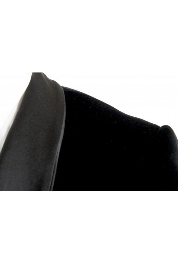 "Hugo Boss Men's ""Henrey1/Glow1"" Slim Fit Black Velour Tuxedo Suit: Picture 7"