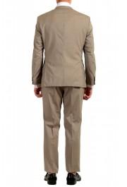 """Hugo Boss Men's """"Huge6/Genius5"""" Slim Fit 100% Wool Beige Two Button Suit: Picture 3"""