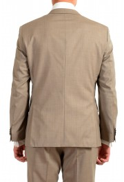 """Hugo Boss Men's """"Huge6/Genius5"""" Slim Fit 100% Wool Beige Two Button Suit: Picture 6"""