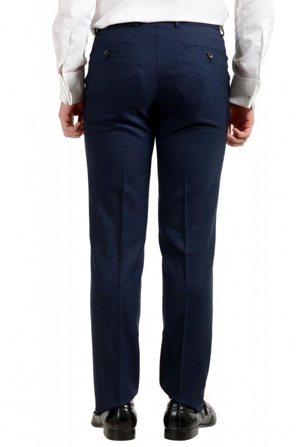 "Hugo Boss Men's ""Johnstons5/Lenon1"" Regular Fit 100% Wool Two Button Suit: Picture 10"