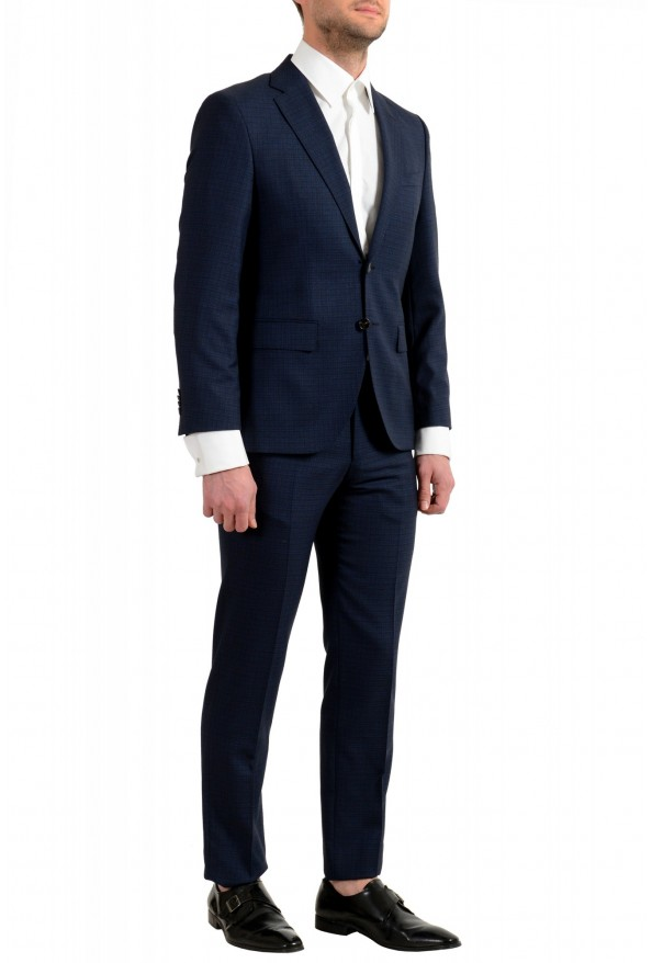 "Hugo Boss Men's ""Johnstons5/Lenon1"" Regular Fit 100% Wool Two Button Suit: Picture 2"