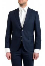 "Hugo Boss Men's ""Johnstons5/Lenon1"" Regular Fit 100% Wool Two Button Suit: Picture 4"