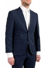 "Hugo Boss Men's ""Johnstons5/Lenon1"" Regular Fit 100% Wool Two Button Suit: Picture 5"