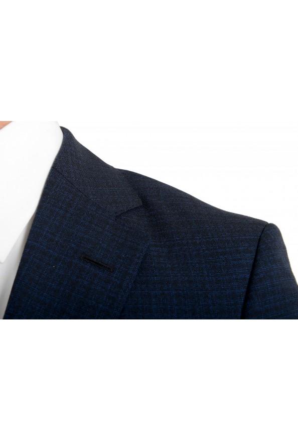 "Hugo Boss Men's ""Johnstons5/Lenon1"" Regular Fit 100% Wool Two Button Suit: Picture 7"