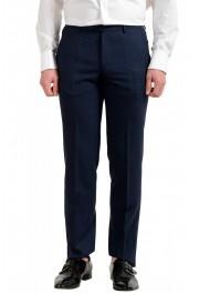 "Hugo Boss Men's ""Johnstons5/Lenon1"" Regular Fit 100% Wool Two Button Suit: Picture 8"