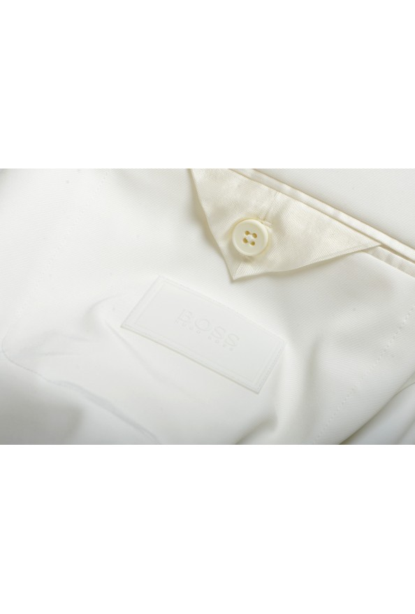 "Hugo Boss Men's ""Nolin/Pirko2"" Slim Fit White Two Button Suit: Picture 12"