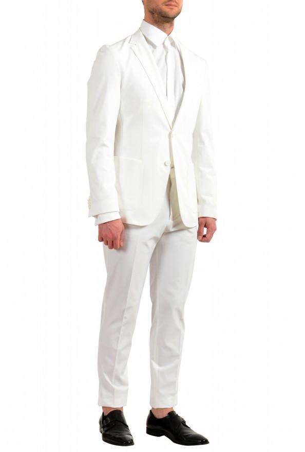 "Hugo Boss Men's ""Nolin/Pirko2"" Slim Fit White Two Button Suit: Picture 2"