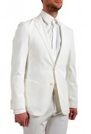 "Hugo Boss Men's ""Nolin/Pirko2"" Slim Fit White Two Button Suit: Picture 5"