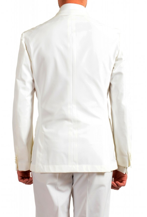 "Hugo Boss Men's ""Nolin/Pirko2"" Slim Fit White Two Button Suit: Picture 6"