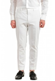 "Hugo Boss Men's ""Nolin/Pirko2"" Slim Fit White Two Button Suit: Picture 8"