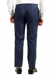 "Hugo Boss Men's ""Huge6/Genius5"" Slim Fit 100% Wool Blue Two Button Suit: Picture 10"