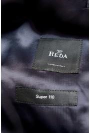 "Hugo Boss Men's ""Huge6/Genius5"" Slim Fit 100% Wool Blue Two Button Suit: Picture 13"