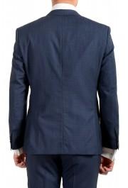 "Hugo Boss Men's ""Huge6/Genius5"" Slim Fit 100% Wool Blue Two Button Suit: Picture 6"